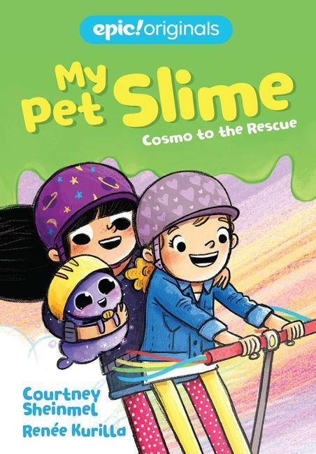 Cosmo to the Rescue (My Pet Slime Book 2) als Buch (gebunden)