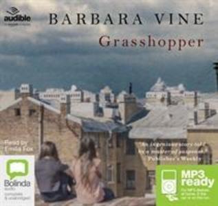 Grasshopper als Hörbuch CD