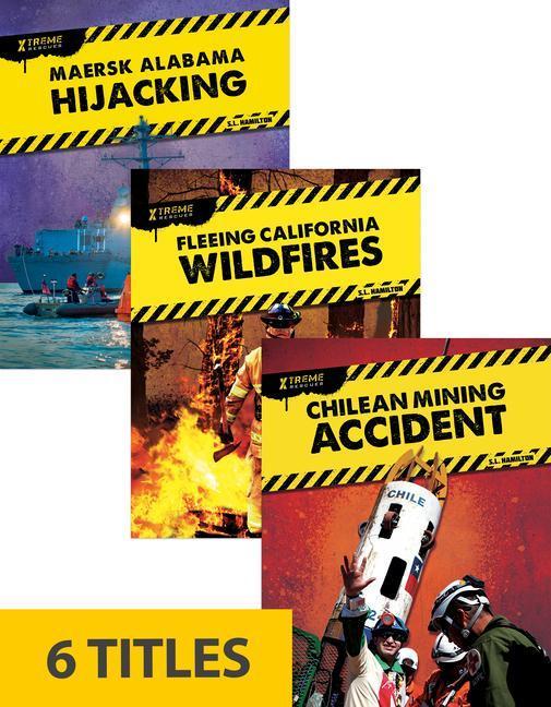 Xtreme Rescues als Taschenbuch