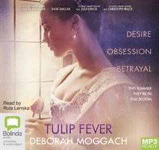 Tulip Fever als Hörbuch CD