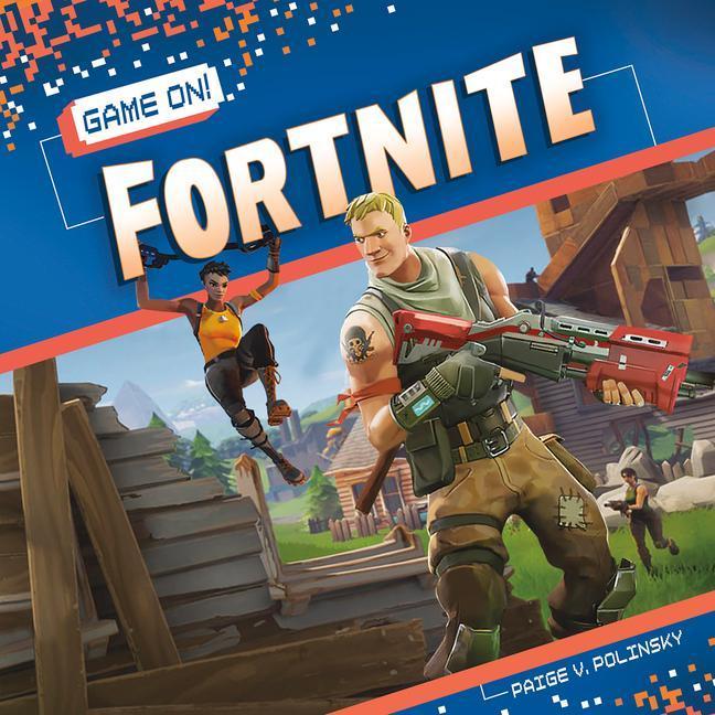 Game On! Fortnite als Taschenbuch