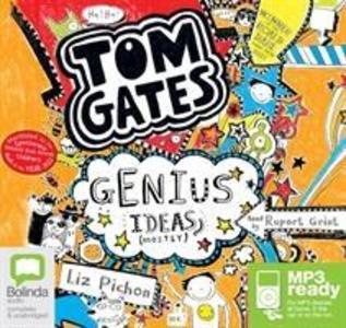 Genius Ideas (Mostly) als Hörbuch CD