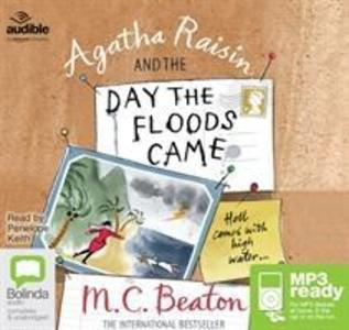 Agatha Raisin and the Day the Floods Came als Hörbuch CD