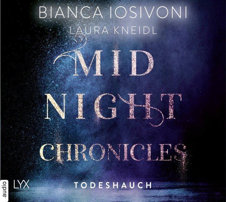 Iosivoni, B: Midnight Chronicles - Todeshauch als Hörbuch CD
