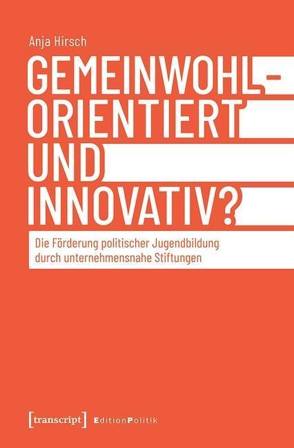 Gemeinwohlorientiert und innovativ? als eBook pdf
