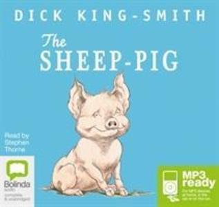 The Sheep-Pig als Hörbuch CD