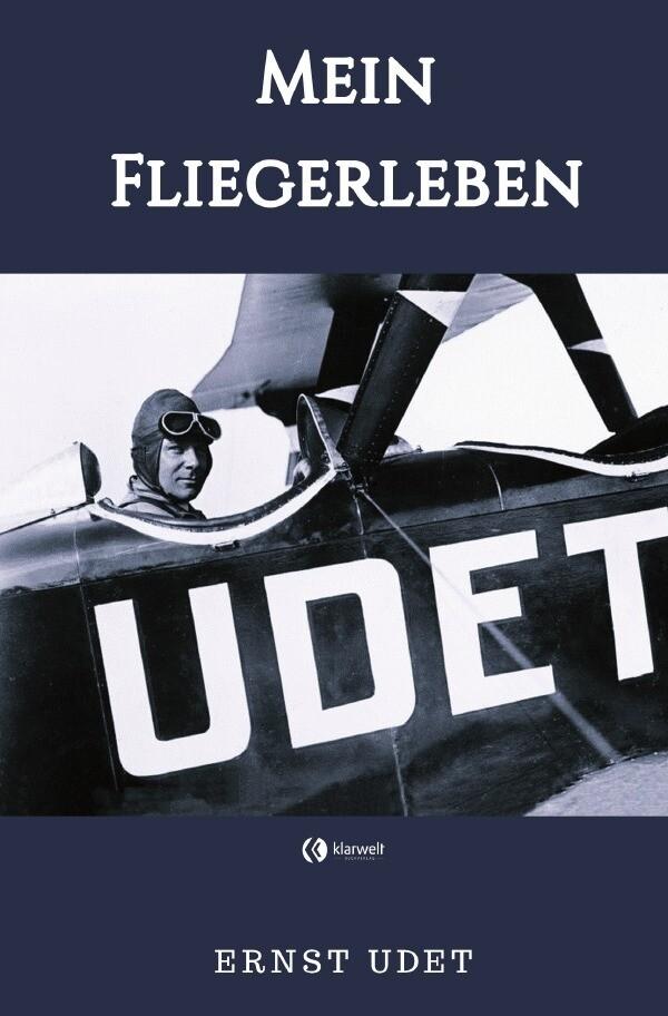 Mein Fliegerleben als Buch (kartoniert)