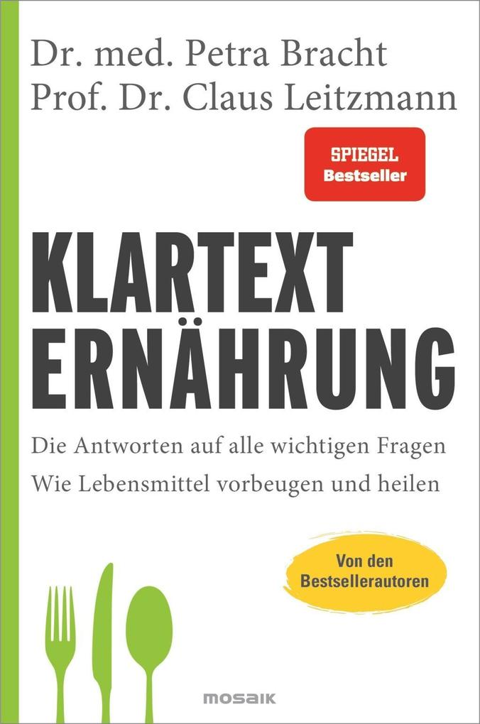Klartext Ernährung als Buch (gebunden)
