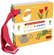 Natur Buggybuch-Set: Frühling und Sommer
