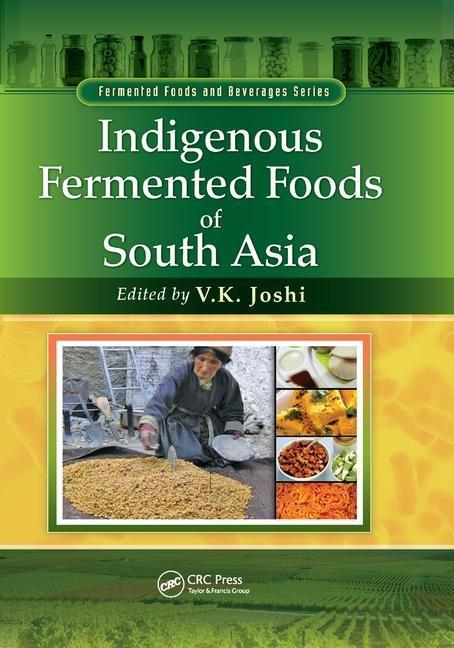 Indigenous Fermented Foods of South Asia als Taschenbuch