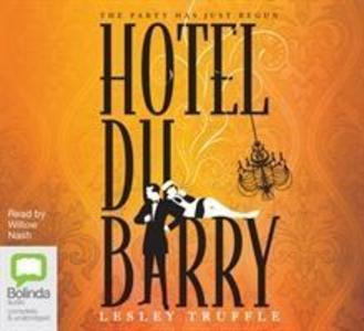 Hotel du Barry als Hörbuch CD
