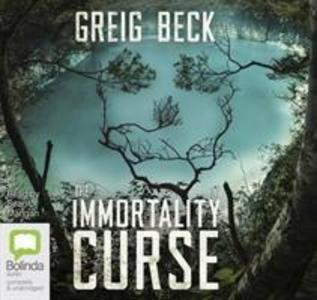 The Immortality Curse als Hörbuch CD