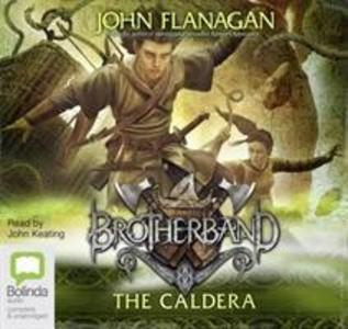 The Caldera als Hörbuch CD