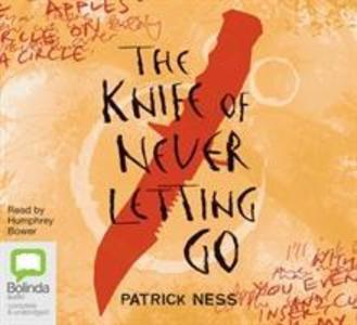 The Knife of Never Letting Go als Hörbuch CD