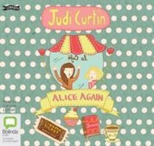 Alice Again als Hörbuch CD