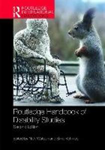 Routledge Handbook of Disability Studies als Buch (gebunden)