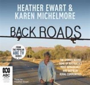 Back Roads als Hörbuch CD