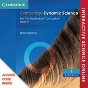 Dynamic Science for the Australian Curriculum Year 9 Via Access Card als Sonstiger Artikel
