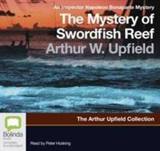 The Mystery of Swordfish Reef als Hörbuch CD