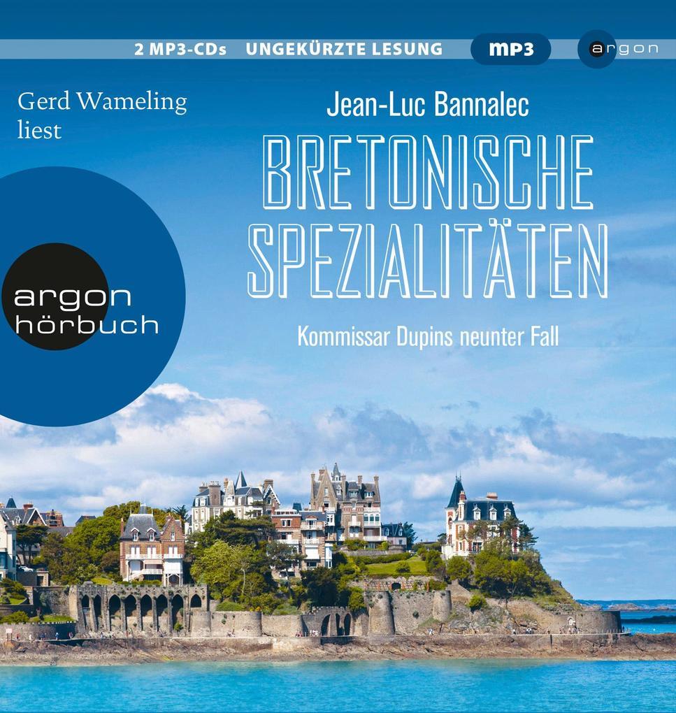 Bretonische Spezialitäten als Hörbuch CD