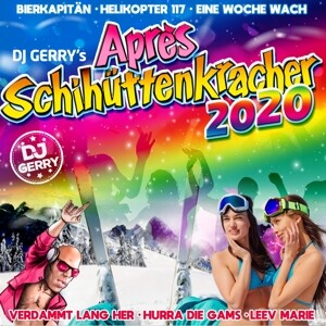 DJ Gerry Apr,s Schihüttenkracher 2020 als CD