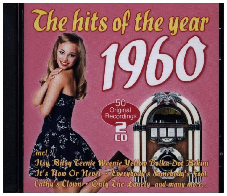 The Hits Of The Year 1960 als CD