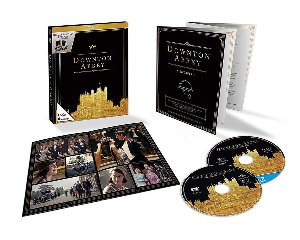 Downton Abbey - Der Film als Blu-ray