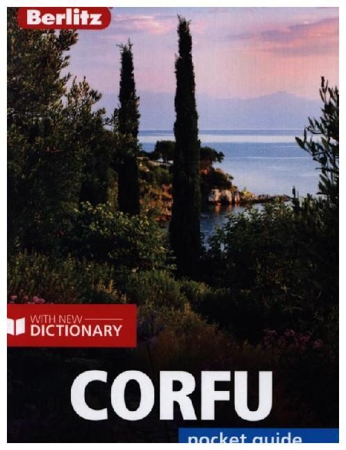 Berlitz Pocket Guide Corfu (Travel Guide with Free Dictionary) als Taschenbuch