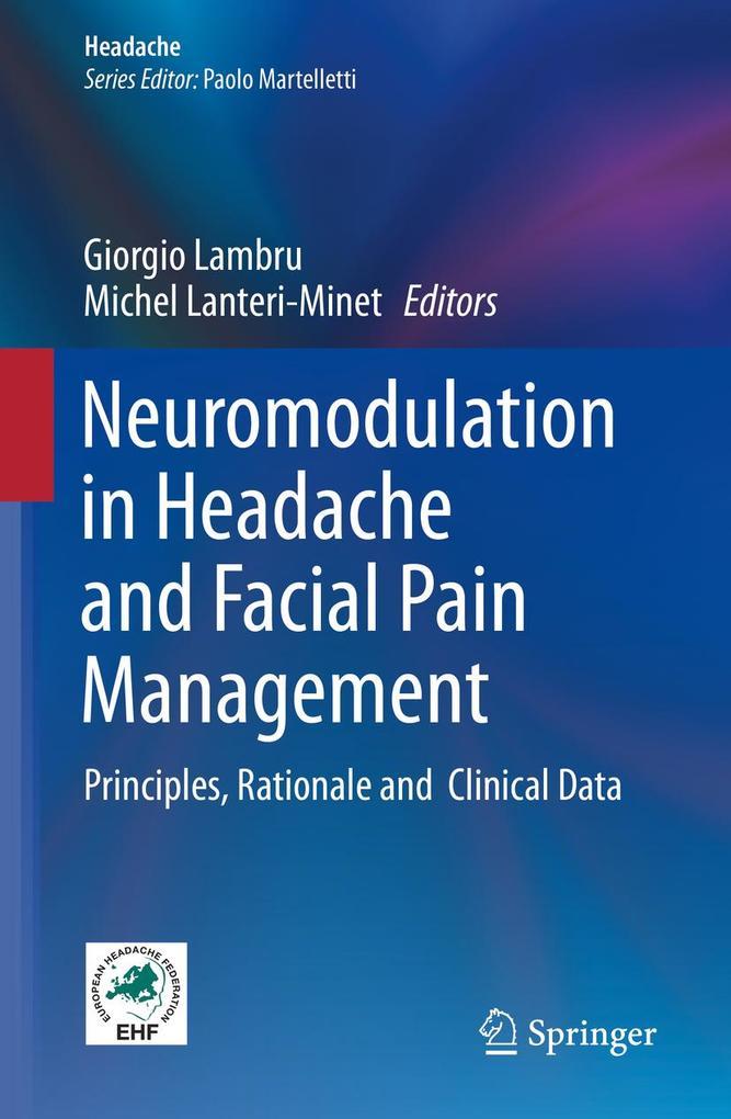 Neuromodulation in Headache and Facial Pain Management als eBook pdf