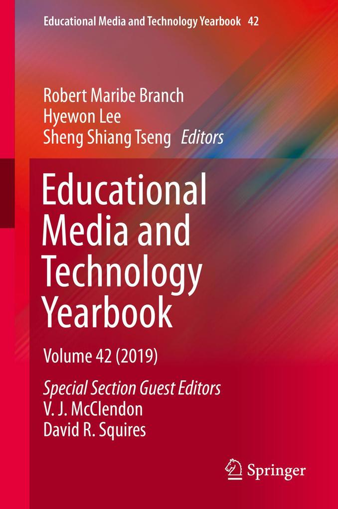 Educational Media and Technology Yearbook als eBook pdf