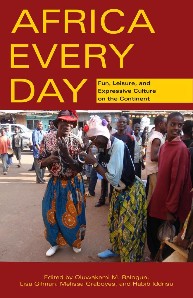 Africa Every Day als eBook epub