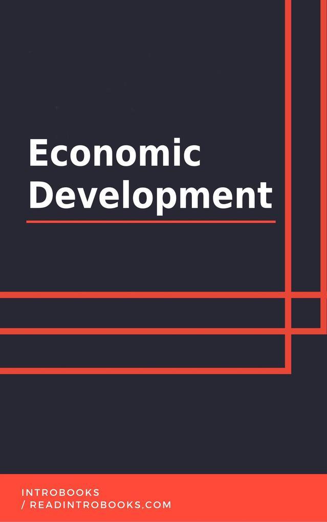 Economic Development als eBook epub
