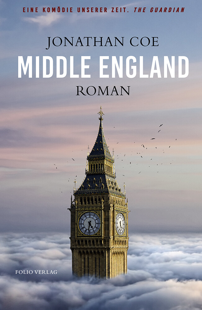 Middle England als Buch (gebunden)