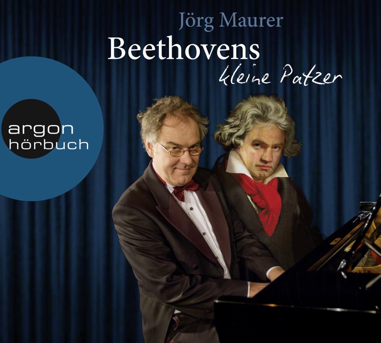 Beethovens kleine Patzer als Hörbuch CD