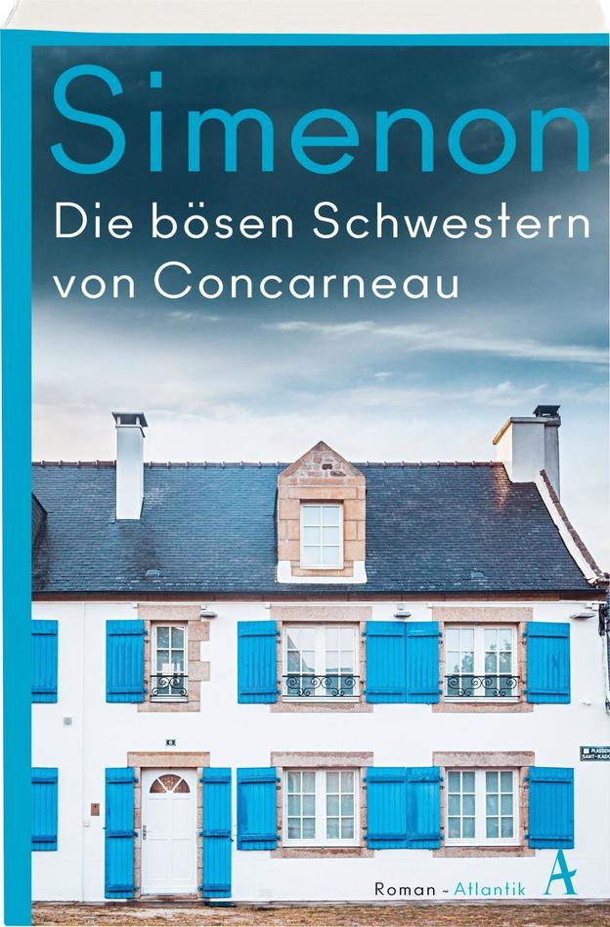 Die bösen Schwestern von Concarneau als Buch (kartoniert)