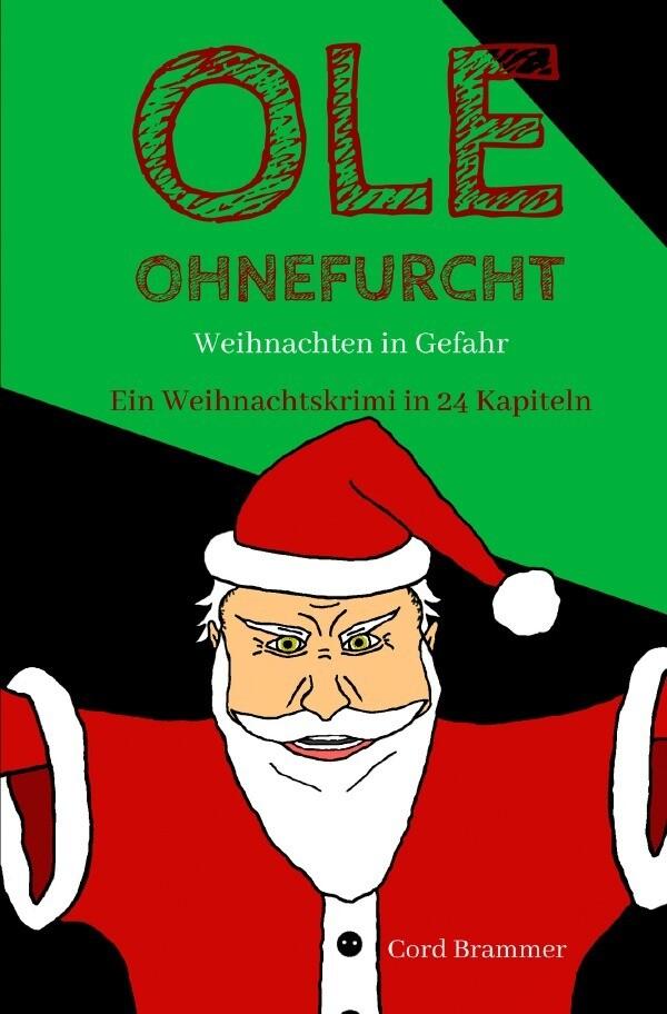 Ole Ohnefurcht als Buch (kartoniert)