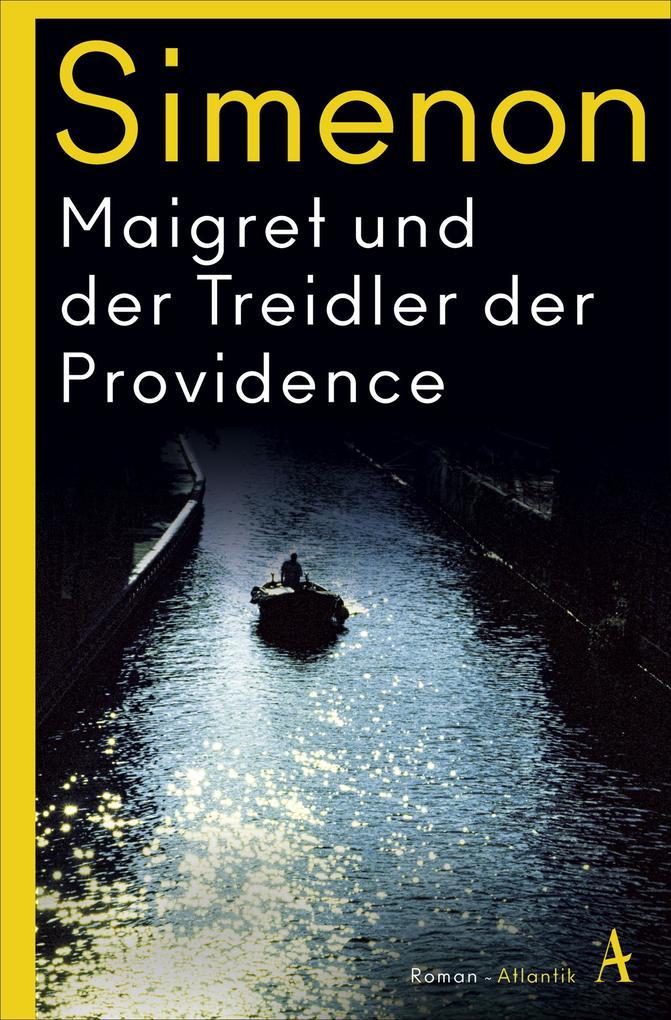 Maigret und der Treidler der Providence als Taschenbuch