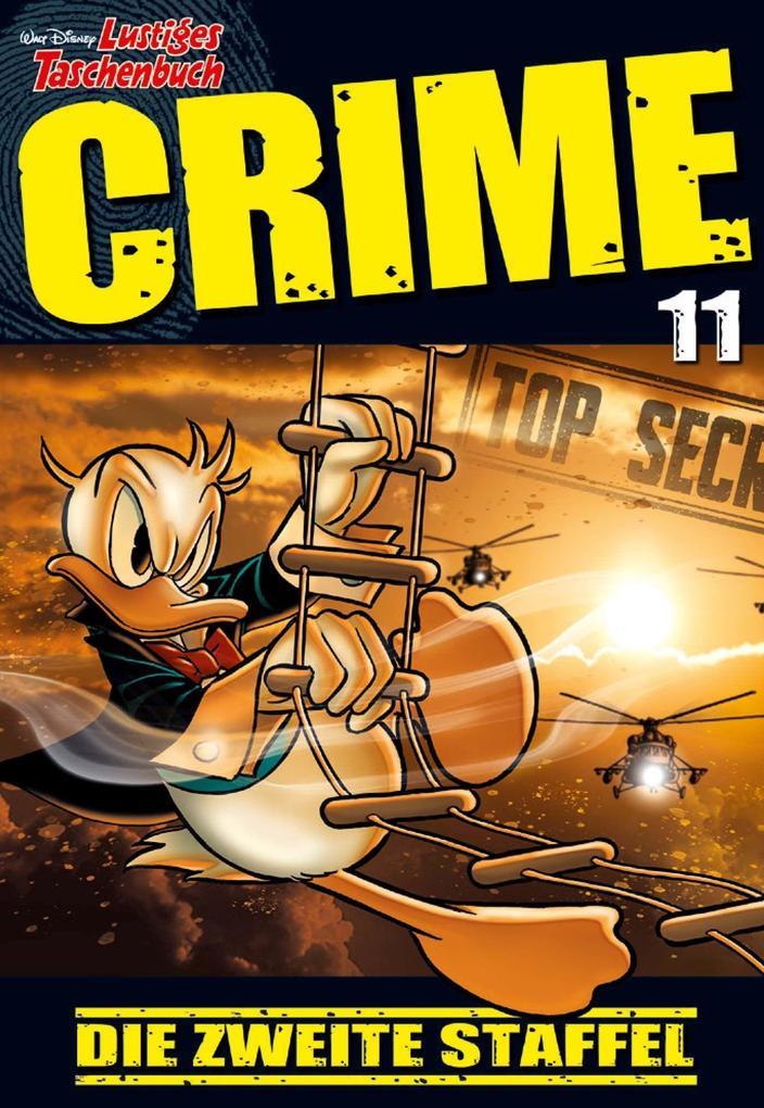Lustiges Taschenbuch Crime 11 als Taschenbuch
