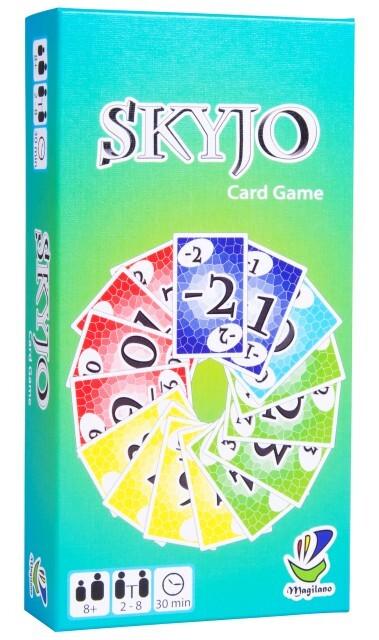 Magilano - Skyjo als Spielware