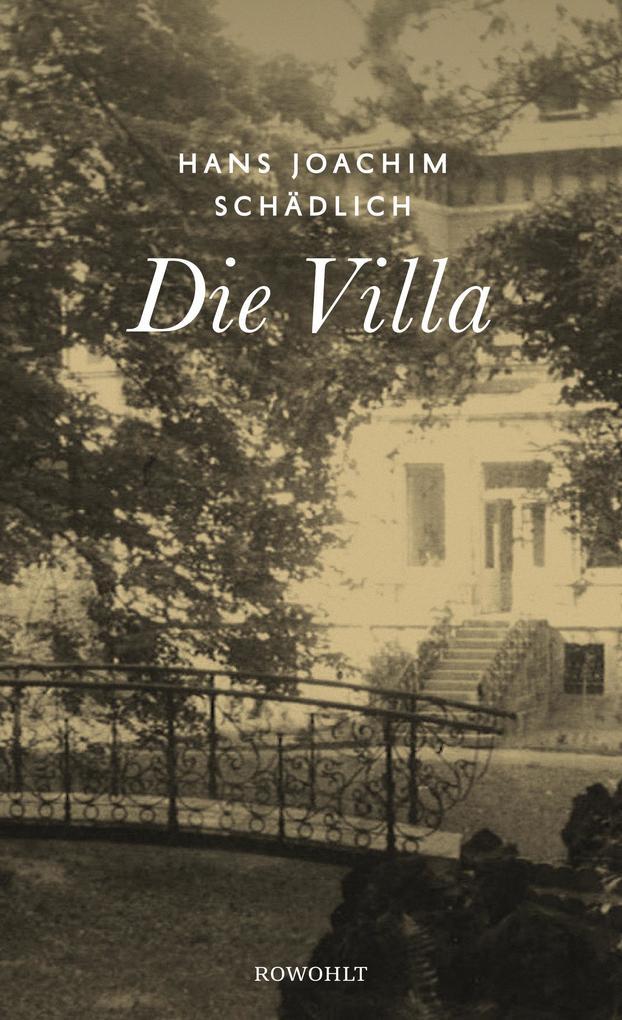 Die Villa als Buch (gebunden)