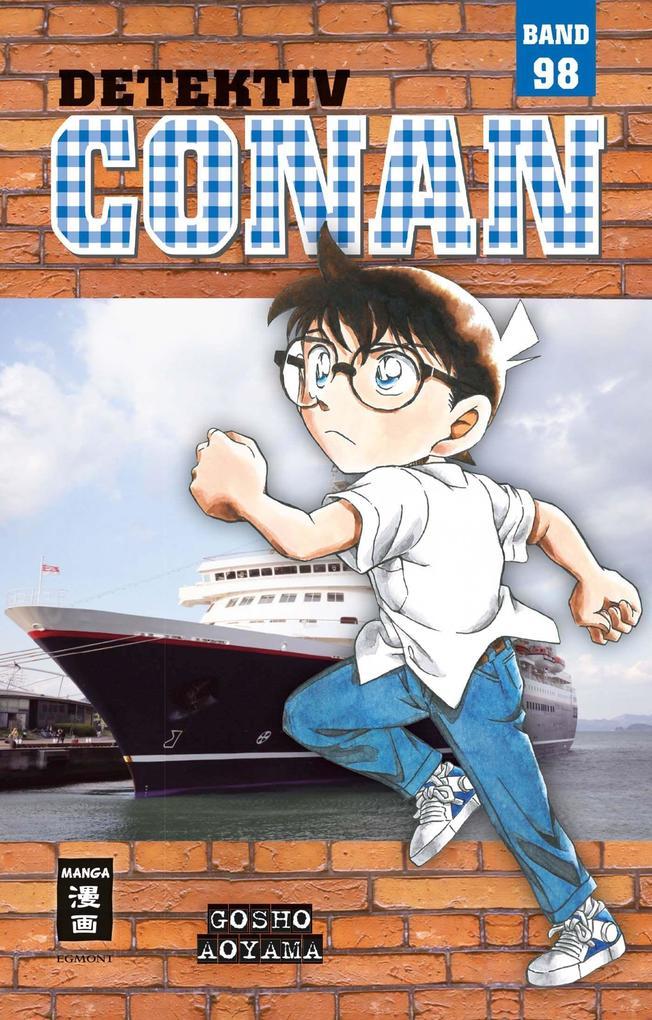 Detektiv Conan 98 als Taschenbuch