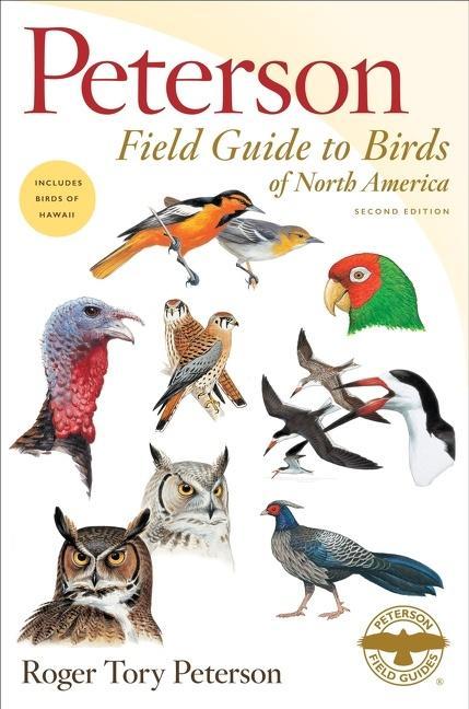 Peterson Field Guide to Birds of North America als Taschenbuch
