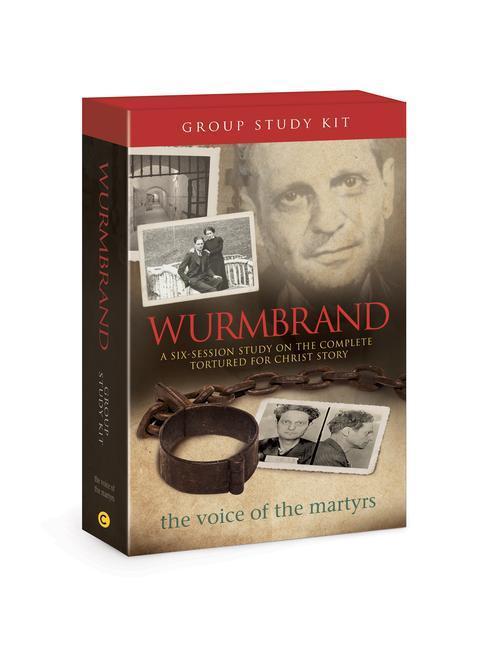 Wurmbrand Group Study (DVD & Books Set): A Six Session Study on the Complete Tortured for Christ Story [With DVD] als Taschenbuch
