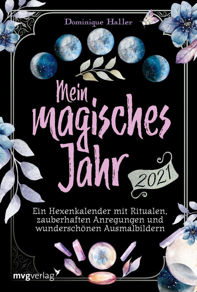 Mein magisches Jahr 2021 als Taschenbuch