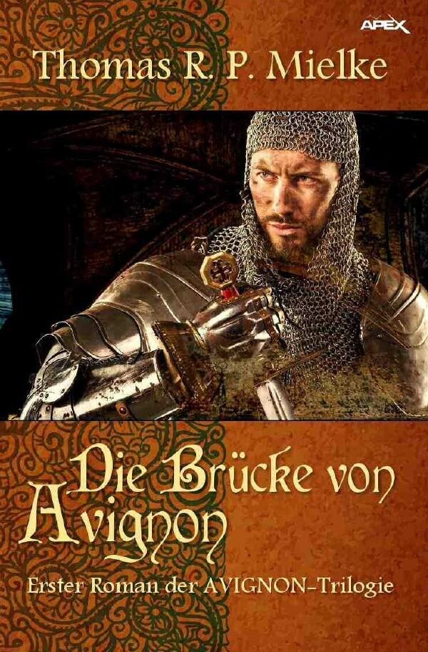 DIE BRÜCKE VON AVIGNON als Buch (kartoniert)