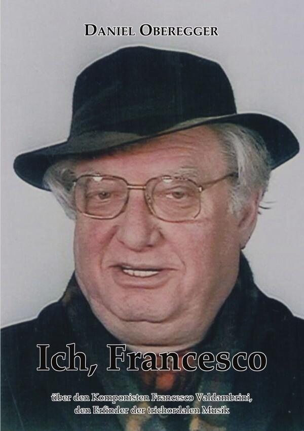 Ich, Francesco als Buch (kartoniert)