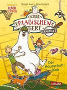Die Schule der magischen Tiere ermittelt 2: Der Hausschuh-Dieb (Zum Lesenlernen)