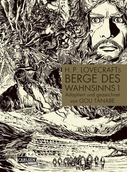 H.P. Lovecrafts Berge des Wahnsinns 1 als Buch (kartoniert)