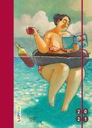 Rock your curves! 2021: Buch- und Terminkalender