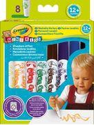 Crayola - Mini Kids - 8 Erste Filzstifte
